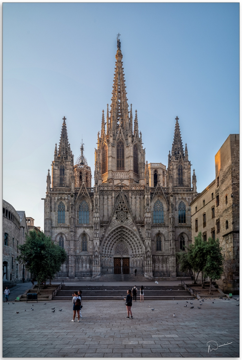 Barcelona-Cathedril